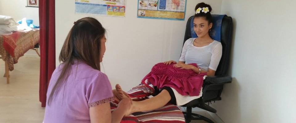 muffe Thai massage slagelse